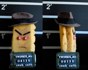 Mr Twinkie image courtesy of Jeffery C. Johnson (Chicago)