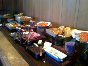 Park Hyatt Aviara Breakfast Buffet