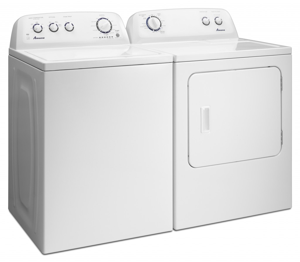 Amana Washer & Dryer Review
